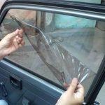 Франция запретит затемненные окна наавтомобилях