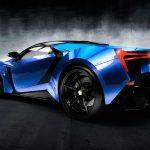 WMotors представил новый тизер Fenyr SuperSport перед премьерой вДубае