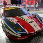 Феррари подготовила новое купе 488 GTB кгонкам