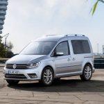 Стартовало производство новых Caddy с моторами 1.6 MPI
