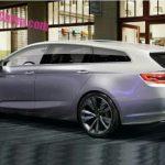 Geely построила Emgrand Concept вкузове универсал