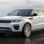 В Российской Федерации стартовали продажи улучшенного кроссовера Range Rover Evoque