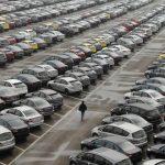 Продажи на рынке автомобилей Екатеринбурга уменьшились на44% в этом году