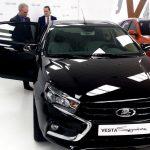 Волжский автомобильный завод еще неопределился сценами XRAY