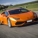 Lamborghini представила улучшенный Huracan