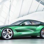 Бентли построит спорткар наплатформе Порше Panamera