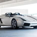 Концептуальный Lamborghini Concept Sтак инесмогли реализовать