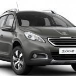 Улучшенный кроссовер Peugeot (Пежо) 2008 будет представлен весной 2016 года