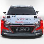 Хёндай продемонстрировал новейшую ливрею для своего i20 WRC