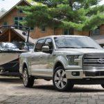 Форд выпустит заднеприводный гибридный пикап