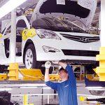 Русский завод Хюндай втечении этого года снизил производство на3,1%