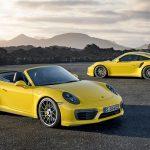 Порше официально представил 911 Turbo иTurbo S обновленного поколения