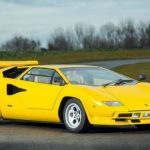 Зимой нааукцион выставят суперкар Lamborghini Countach 400S