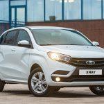 «АвтоВАЗ» начал прием заказов накроссовер Лада XRay