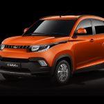 Индийская Mahindra показала новый 6-местный хэтчбек KUV100 навидео