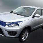 Кроссовер Beijing Auto Senova X35 готов квыходу на рынок китая