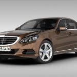 Сколько будет стоить новый Мерседес Бенс E-Class 2016 модельного года?