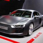 Ауди объявила цену на обновленную модель спорткара R8