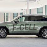 Benz представит водородный кроссовер уже втечении следующего года