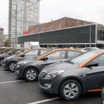 Парк авто вмосковской системе каршеринга увеличат до500 машин