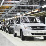 Индустриальные темпы вавтопроме уменьшились на27,7 процента