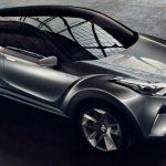 Тойота выставит на«24 часа Нюрбургринга» гоночный кроссовер