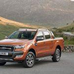 ВЕвропу прибыл улучшенный Форд Ranger 2016