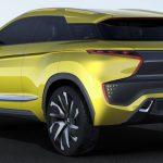 Мицубиси Motors привезет вЖеневу купе-образный кроссовер eX-Concept