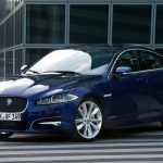 Ягуар XFобновился к2017 модельному году