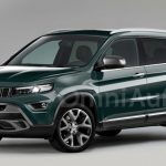Jeep выпустит самый новый компактный кроссовер