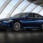 Альфа Ромео представила обновлённые версии седана Giulia