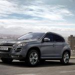 Пежо прекратила продажи кроссовера 4008 в Российской Федерации