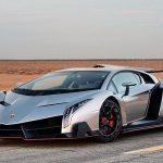 Lamborghini Veneno 2-ой раз замесяц выставлен на реализацию