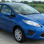 Форд проведёт рестайлинг модели Fiesta доосени