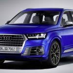 Продажи Ауди SQ7 TDI 2017 в Российской Федерации стартуют осенью