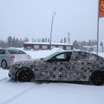БМВ M5 обновленного поколения замечен натестах вСкандинавии