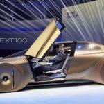 Юбилейный концептуальный автомобиль: БМВ Vision Next 100