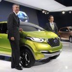 Datsun представит новый серийный автомобиль ксередине весны