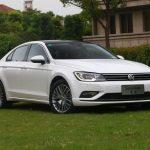 VW представил официальные фотографии нового Lamando GTS