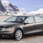VW закончил продажи в Российской Федерации одного изседанов