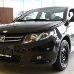 В Российской Федерации начались продажи китайского седана Zotye Z300
