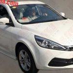 FAW презентует новый компактный седан A50 на автомобильном салоне встолице Китая
