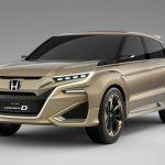 Озвучено название кроссовера Хонда для китайской молодежи