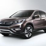 Хонда поведала оновом поколении CR-V