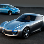 Ниссан планирует составить конкуренцию Tesla вближайшие 5 лет