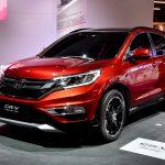 Хонда CR-V вновом поколении будет больше идороже