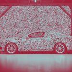 Автопроизводитель Ауди представил первые тизеры улучшенного купе А5