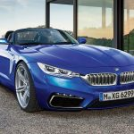 ВАвстрии организуют производство родстеров БМВ Z5 и многообещающей новинки Тойота