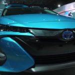 Мировые продажи гибридов Тоёта превысили 9 млн единиц