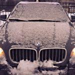 Замерзла машина не заводится зимой?